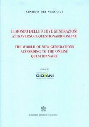 Picture of Il mondo delle nuove generazioni attraverso il questionario online The world of new generations according to the online questionnaire
