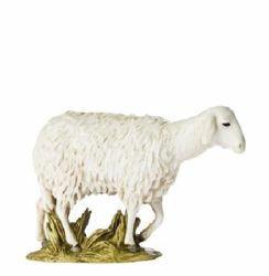 Imagen de Oveja cm 11 (4 inch) Belén Landi Moranduzzo Estatua de resina estilo árabe