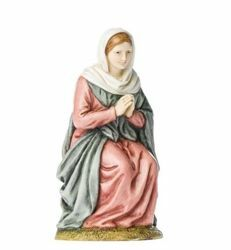 Picture of Mary / Madonna cm 11 (4 inch) Landi Moranduzzo Nativity Scene resin Statue Arabic style