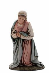 Picture of Mary / Madonna cm 15 (5,9 inch) Landi Moranduzzo Nativity Scene resin Statue Arabic style