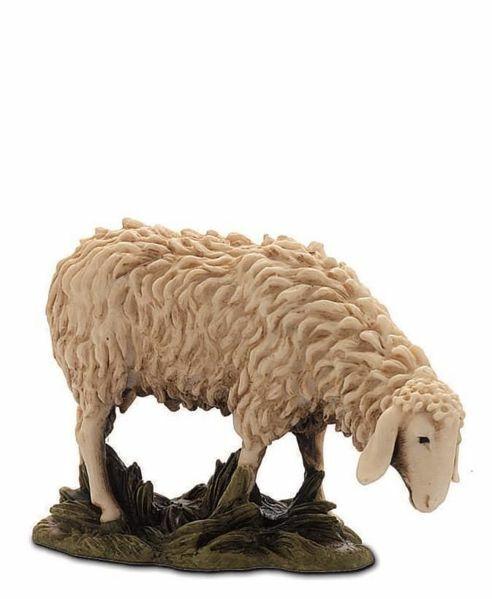 Picture of Burning Sheep cm 15 (5,9 inch) Landi Moranduzzo Nativity Scene resin Statue Arabic style