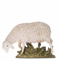 Picture of Sheep cm 18 (7,1 inch) Landi Moranduzzo Nativity Scene resin Statue Arabic style