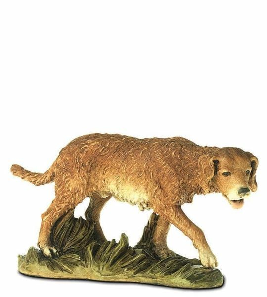 Picture of Dog cm 20 (7,9 inch) Landi Moranduzzo Nativity Scene resin Statue Arabic style