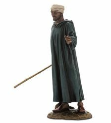 Picture of Driver cm 20 (7,9 inch) Landi Moranduzzo Nativity Scene resin Statue Arabic style
