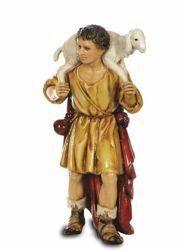 Immagine di Buon Pastore cm 13 (5,1 inch) Presepe Landi Moranduzzo Statua in plastica PVC stile Arabo