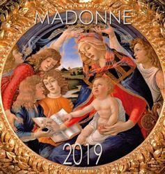 Picture of Calendario da muro 2019 Madonne cm 32x34 (2)