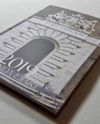 Immagine di Agenda da Tavolo 2019 Musei Vaticani Edizione Limitata