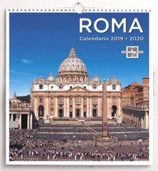 Immagine di San Pedro Roma Calendario de pared 2019/2020 cm 31x33 (12,2x13 in) 24 meses
