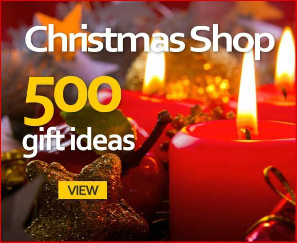 ✔ Christmas - 500 Gift Ideas