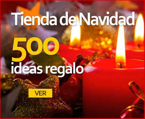 ✔ Navidad - 500 Ideas regalo