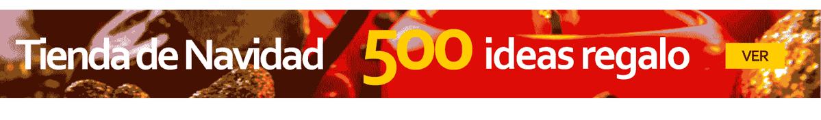 500 Ideas Regalo para Navidad
