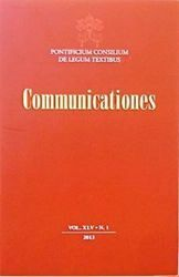 Picture of Communicationes 2019 - Annual subscription