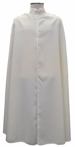 Picture of Confraternity Cloak cm 125 (49,2 inch) in pure Polyester Ivory Chorus