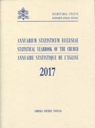 Picture of Annuarium Statisticum Ecclesiae 2017  / Statistical Yearbook of the Church 2017 / Annuaire Statistique de l' Eglise 2017