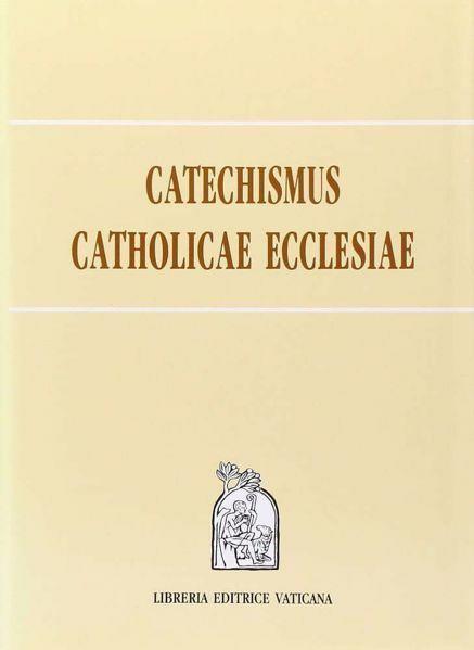 Picture of Catechismus Catholicae Ecclesiae - Catechismo della Chiesa Cattolica