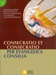 Picture of Consecratio et Consecratio Per Evangelica Consilia