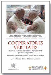 Picture of Cooperatores veritatis. Scritti in onore del Papa Emerito Benedetto XVI per il 90° compleanno Tributes to Pope emeritus Benedict XVI on his 90th birthday