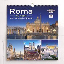 Immagine di Monumentos de Roma Calendario de pared 2020 cm 31x33 (12,2x13 in)