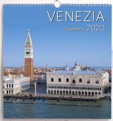 Immagine di Venezia Venice 2020 wall and desk calendar cm 16,5x21 (6,5x8,3 in)