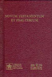 Imagen de Novum Testamentum et Psalterium - Ristampa 2019 Libreria Editrice Vaticana