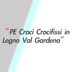 Immagine per il produttore ULPE Croci e Crocifissi in Legno Val Gardena