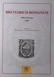 Imagen de Breviarium Romanum. Editio Princeps (1568)
