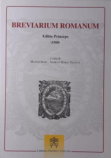 Picture of Breviarium Romanum. Editio Princeps (1568)