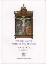 Picture of Via Crucis 2015 al Colosseo presieduta dal Santo Padre Venerdì Santo