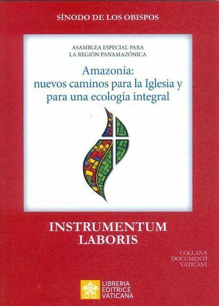 Imagen de Amazonía: nuevos caminos para la Iglesia y para una ecología integral. Instrumentum Laboris.