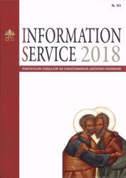 Picture of Information Service 2018 Pontificium Consilium ad Christianorum Unitatem Fovendam - Annual subscription