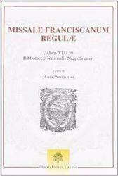 Imagen de Missale Franciscanum Regulae, codicis VI.G.38 Bibliothecae Nationalis Neapolinensis