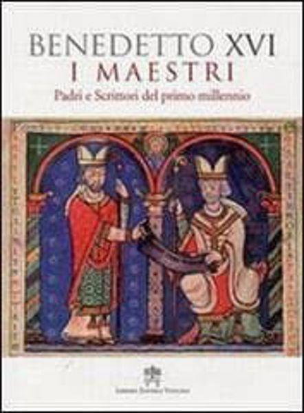 Immagine di I Maestri. Padri e Scrittori del I Millennio Edizione artistica cartonata con riproduzioni a colori
