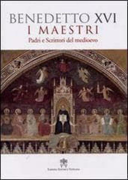Immagine di I Maestri. Padri e Scrittori del Medioevo Edizione artistica cartonata con riproduzioni a colori
