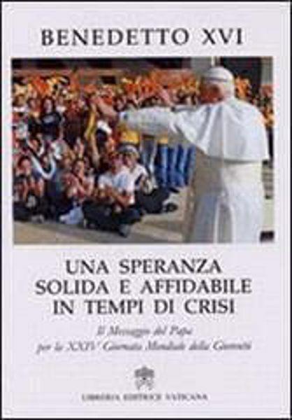 Picture of Messaggio per la XXIV Giornata Mondiale della Gioventù 2009