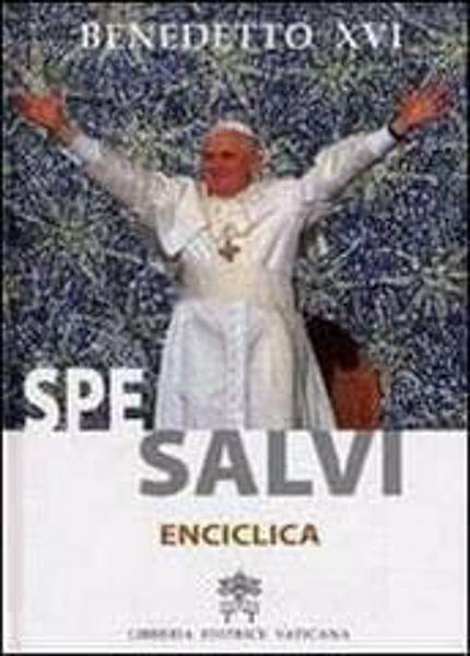 Immagine di Spe Salvi Lettera enciclica sulla speranza cristiana, 30 novembre 2007. Edizione rilegata