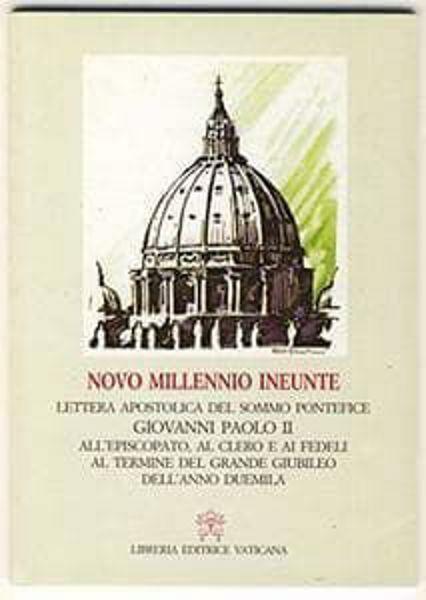 Immagine di Novo millennio ineunte. Lettera apostolica al termine del Grande Giubileo dell'Anno Duemila. 6 gennaio 2001, Formato Tascabile