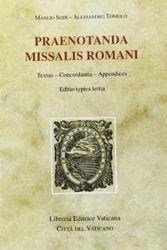 Imagen de Praenotanda Missalis Romani. Textus, concordantia, appendices. Editio typica tertia
