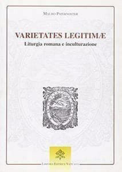 Immagine di Varietates legitimae. Liturgia romana e inculturazione