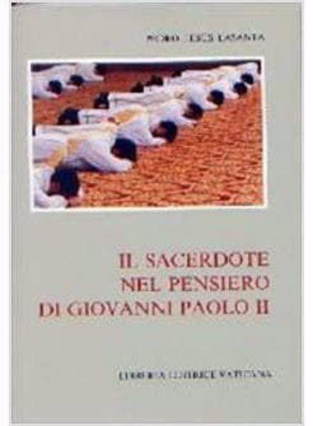 Immagine di Il sacerdote nel pensiero di Giovanni Paolo II