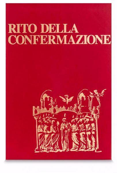 Immagine di Rito della Confermazione Pontificale Romano