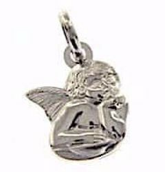 Picture of Angel of Raphael Pendant gr 0,9 White Gold 18k for Woman, Boy and Girl