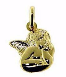 Picture of Angel of Raphael Pendant gr 1,15 Yellow Gold 9k for Woman, Boy and Girl