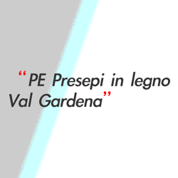 Immagine per il produttore ULPE Presepi in legno Val Gardena