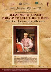 Imagen de Gaetano Marini (1742-1815), protagonista della cultura europea. Scritti per il bicentenario della morte. 2 volumi Marco Buonocore