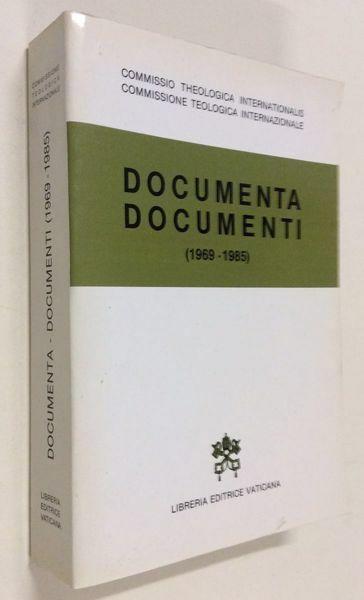 Imagen de Documenta - Documenti testo italiano- latino