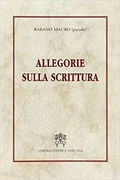 Imagen de Allegorie sulla Scrittura Mauro Rabano (pseudo)