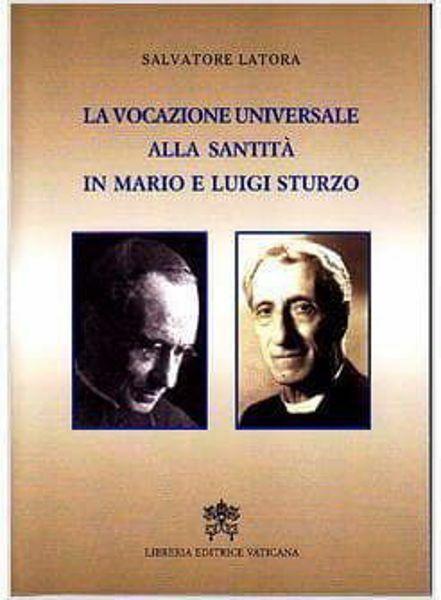 Picture of La vocazione universale alla santità in Mario e Luigi Sturzo Salvatore Latora