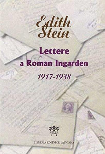 Imagen de Lettere a Roman Ingarden 1917-1938 Edith Stein