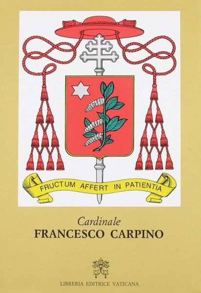 Picture of Cardinale Francesco Carpino. Testimonianze e studi Biagio Amata