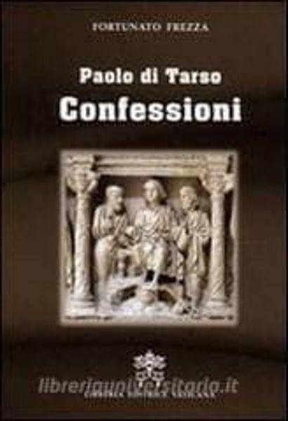 Immagine di Paolo di Tarso. Confessioni Fortunato Frezza